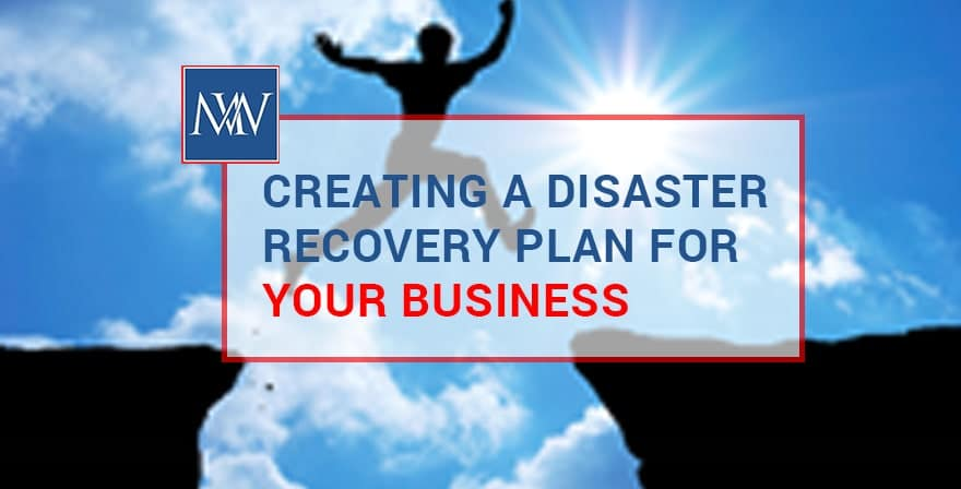 creating a disater recovery plan for your business