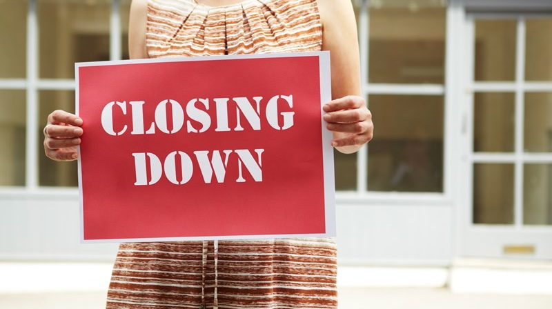How to close down a company by striking off | Accountants in Mongleath