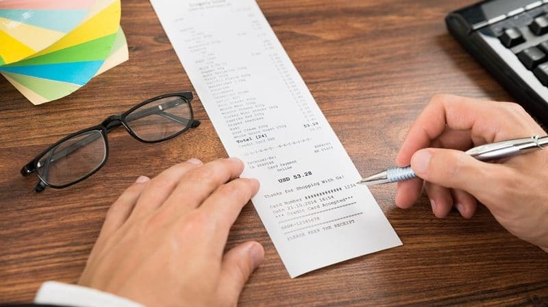 Receipts to cover certain expenses to be abolished? | Accountants in Ashton Accountants in Bolventor Accountants in Church End Accountants in Brightlingsea
