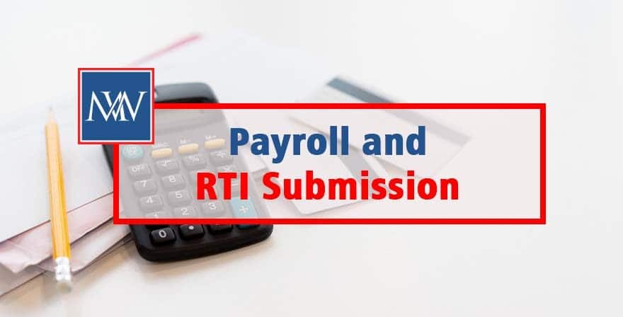 Payroll and RTI Submission