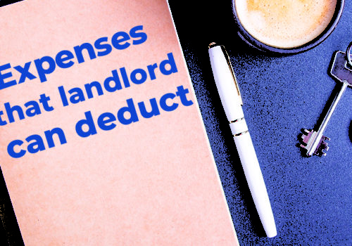 expenses that lamdlord can deduct makesworth accountants