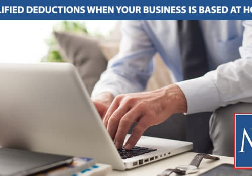 simplified deductions when your business