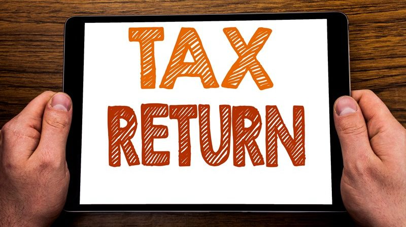 register to submit a tax return