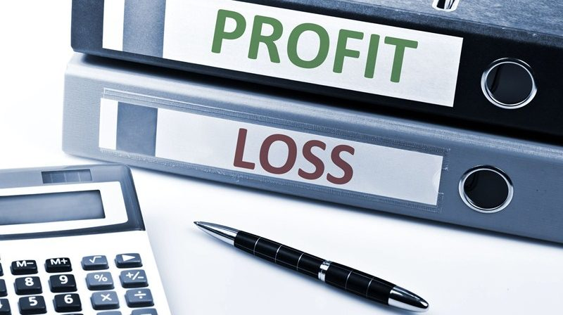 property income losses