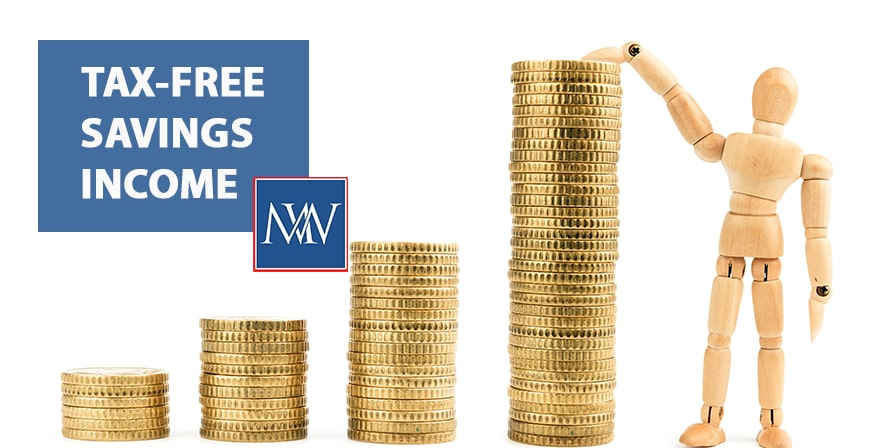 tax free saving income