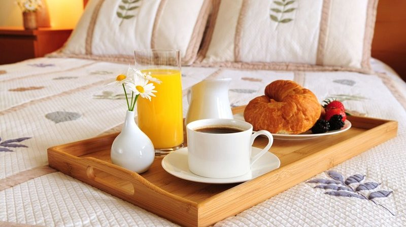bed and breakfasting rules