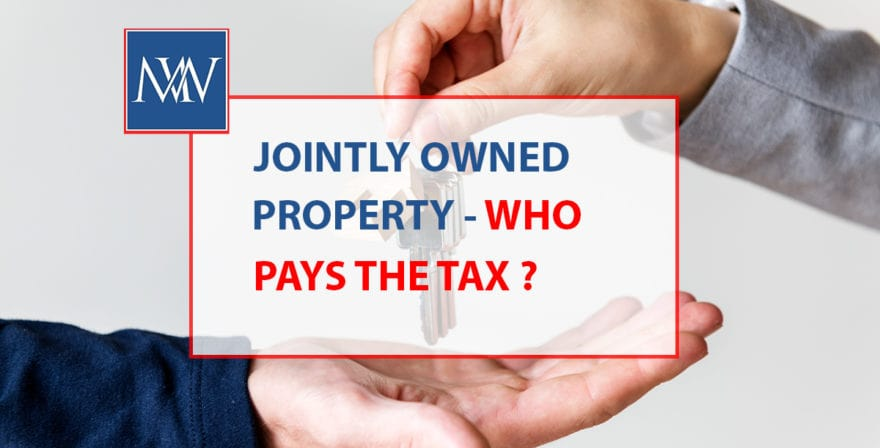 jointly owned property
