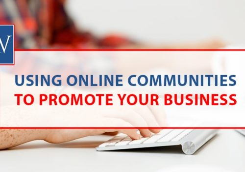 Using online communities to promote your business