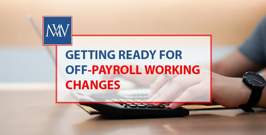 getting ready for off payroll working changes