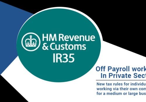 off payroll working in private sector