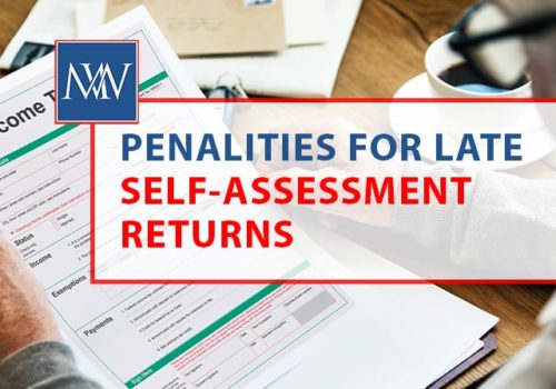 penalities for late self assessment returns