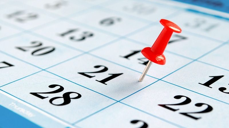 Tax Diary September/October 2019 | Accountants in Orkney Isles Accountants in Bolingey Accountants in Boskenna Accountants in Boswednack Accountants in Carlyon Bay Accountants in Collamoor Head Accountants in Downinney Accountants in Ham | Annual leave