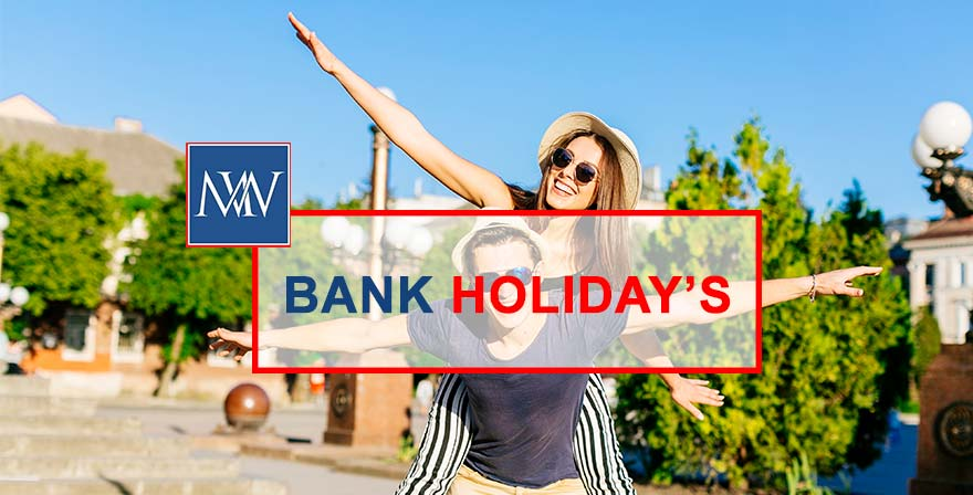 Bank holiday's | Makesworth Accountants