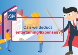 Can we deduct entertaining expenses