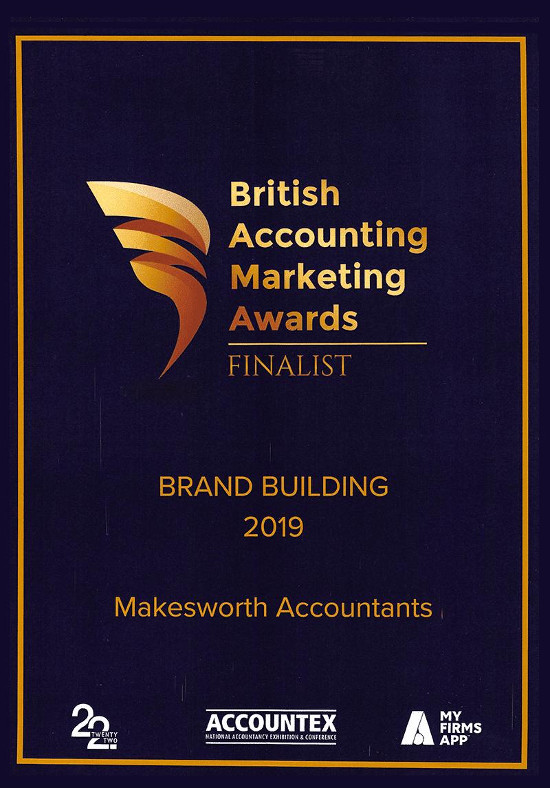 Best Brand Building Campaign – Finalist