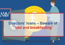 accountants in Inverness shire Directors' loans – Beware of 'bed and breakfasting'