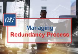 Managing statutory Redundancy process and payments