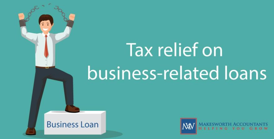 accountants in Isle of canna Tax relief on business-related loans | Accountants in Beanhill