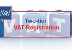 Two-tier VAT Registration