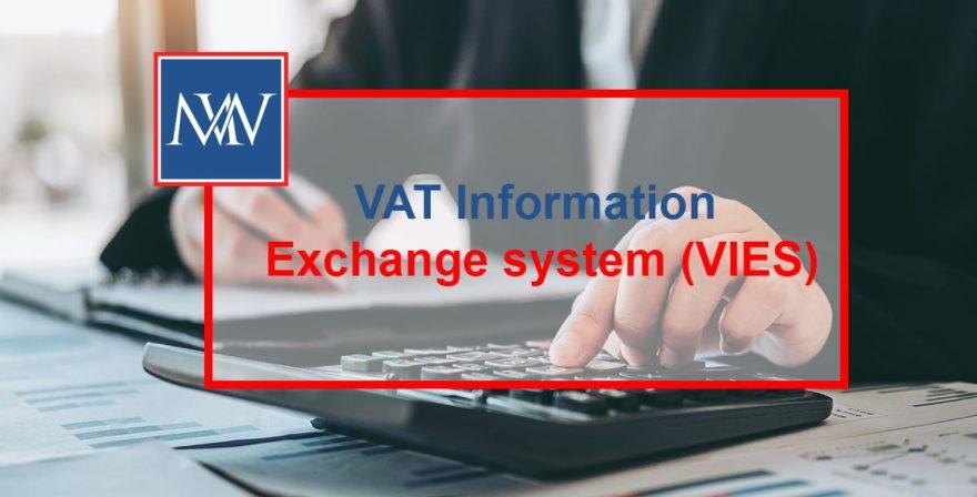 VAT Information Exchange system (VIES)