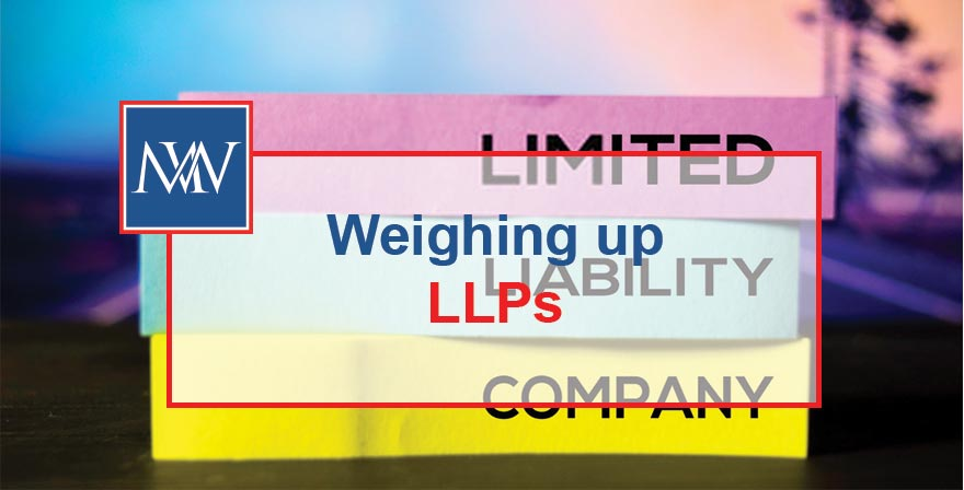 Weighing up Limited Liability Partnership (LLPs) | Frieth accountants