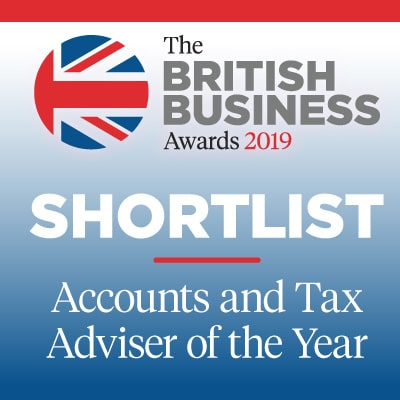 Accounts and Tax Adviser of the year | Shortlist