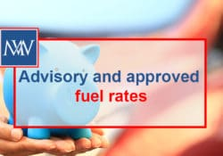 Advisory and approved fuel rates – What are they and how are they claimed?