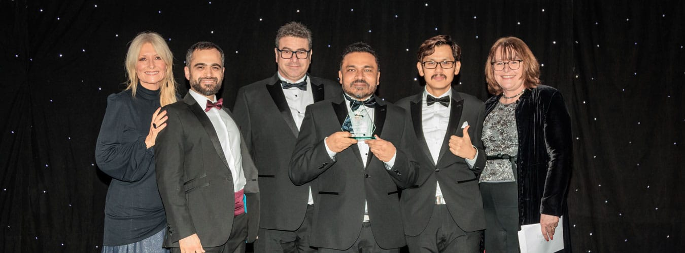West London Business Awards 2020 Winner