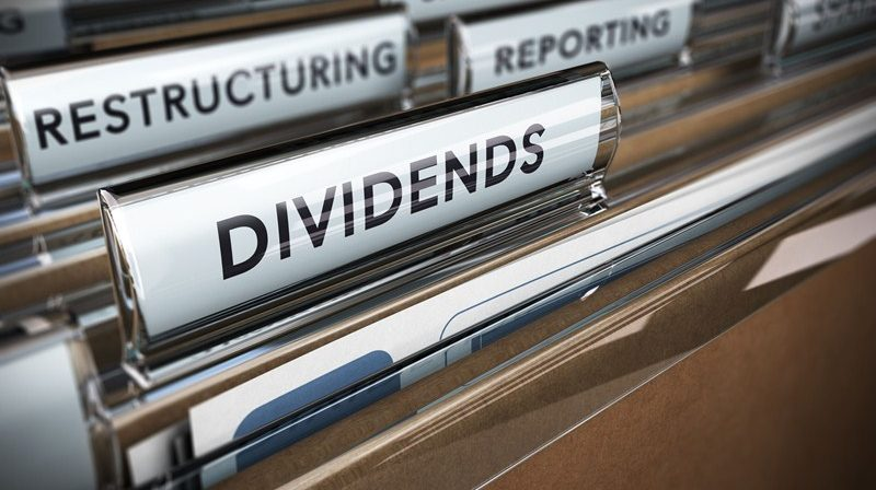 Savings dividends and income