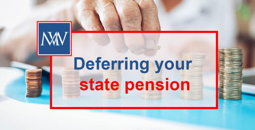 Deferring your state pension