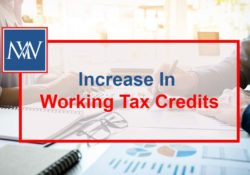 Increase In Working Tax Credits