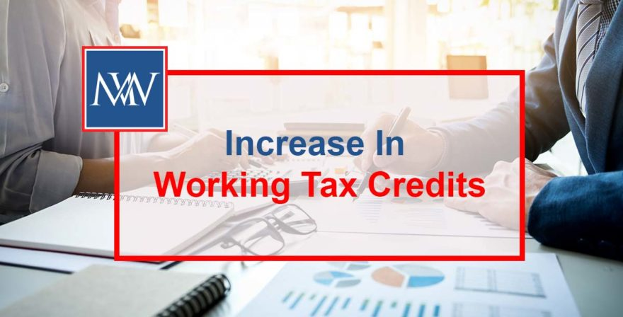 Increase In Working Tax Credits