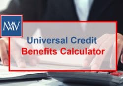 Universal Credit / Benefits Calculator