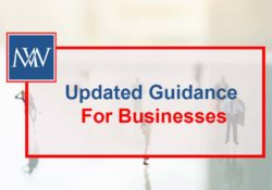 Updated Guidance For Businesses