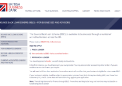 Apply For A Business Bounce Back Loan (BBBL)