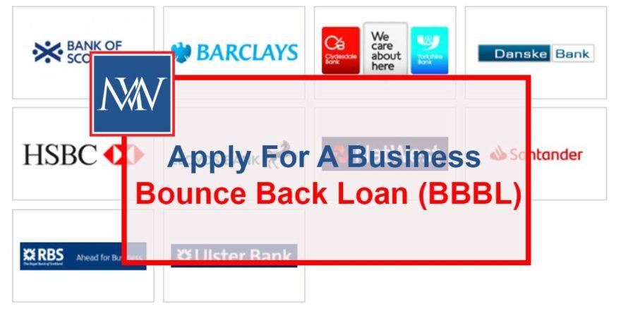 business bounce back loan
