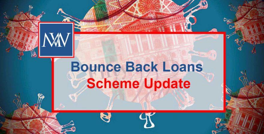 Bounce Back Loan Updates