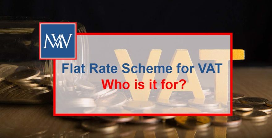 Flat Rate Scheme for VAT – Who is it for?