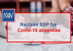 Reclaim statutory sick pay (SSP) for Covid-19 absences