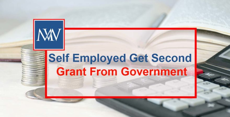 Self Employed Get Second Grant From Government