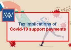 Tax implications of Covid-19 support payments