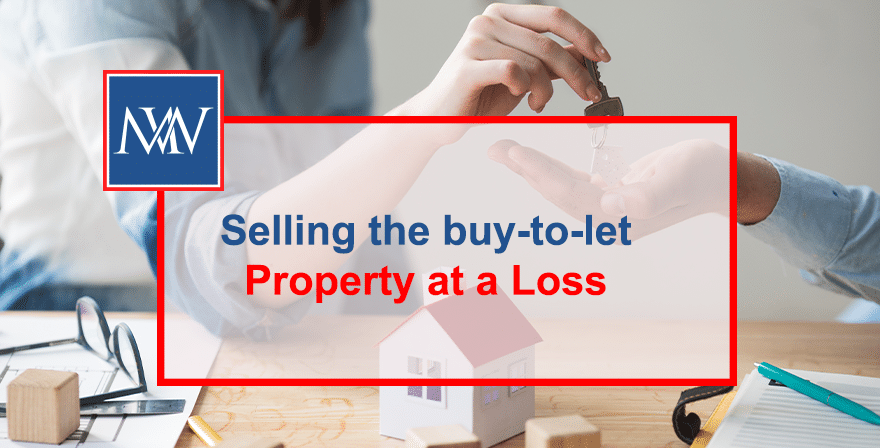 Selling the buy-to-let property at a loss