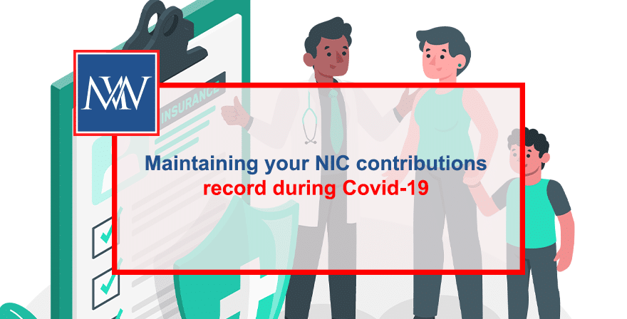 Maintaining your NIC contributions record during Covid-19