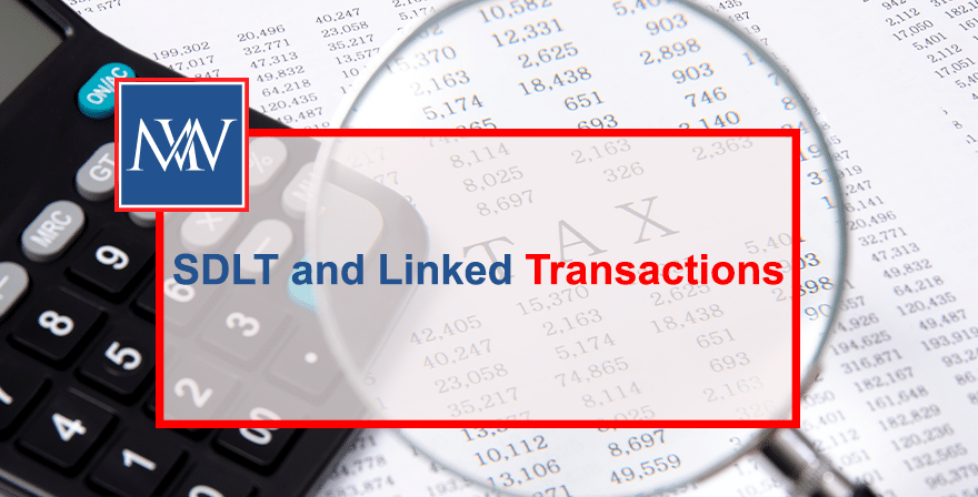 SDLT and linked transactions