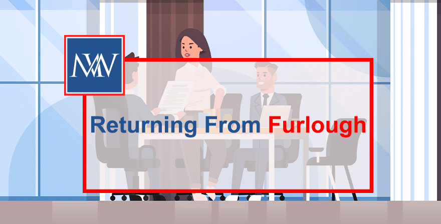 Returning From Furlough