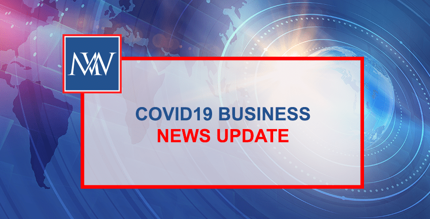 COVID19 BUSINESS NEWS UPDATE