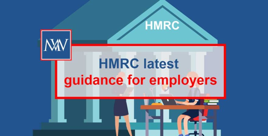 HMRC latest guidance for employers