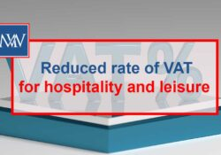 Reduced rate of VAT for hospitality and leisure