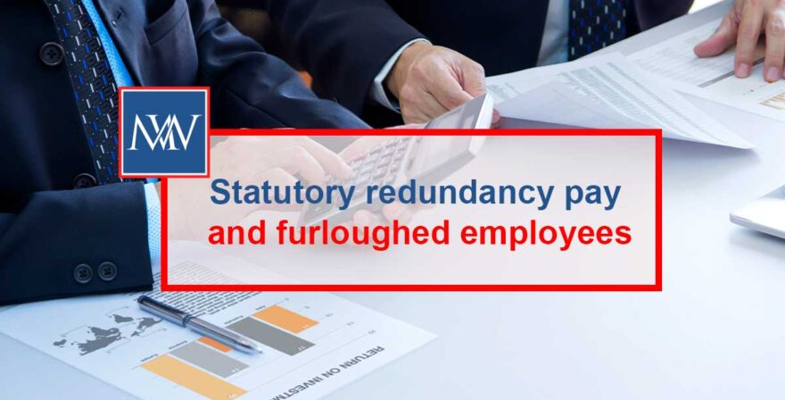 Statutory redundancy pay and furloughed employees
