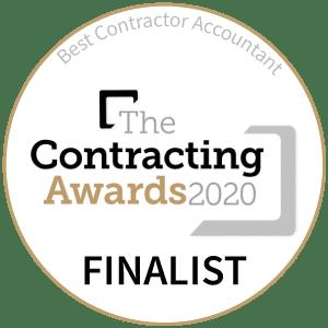 Best Contractor Accountant -Finalist